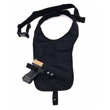 Tactical Caché aisselles Sécurité épaule pistolet étui Support Gauche aisselles sac