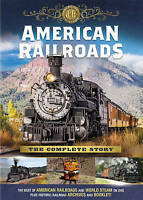 American Railroads: The Heritage Collection, Good DVDs, Trains, Archives Booklet
