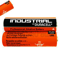 2 x Duracell AA batteries Industrial Procell Aklaline LR6 MN1500 MIGNON
