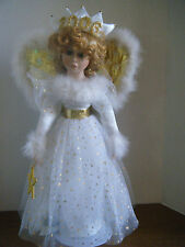 """Heritage Signature Collection 19"""" 2006 Angel Ann Marie Porcelain Doll 80031 New"""