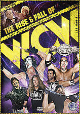 The Rise And Fall Of WCW (DVD, 2010, 3-Disc Set)