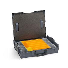 Bosch Sortimo L-BOXX 102 Gr1 Anthra avec Boîtes Encastrées Fixées F3 /