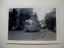 Suis400 - c1940s ST GALLEN SPEICHER TROGEN BAHN - TRAM Photo Switzerland