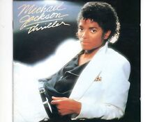 CD MICHAEL JACKSON	thriller	special edition. - gold disc	EX (B0309)