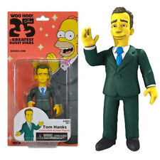 "NECA THE SIMPSONS SERIES 1 TOM HANKS 25th ANNIVERSARY 5"" COLLECTIBLE FIGURE"