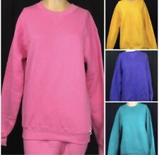 Vintage Crew Neck Sweatshirt Small Russell Athletic Deadstock 80s 90s Made Usa