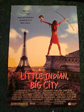 LITTLE INDIAN, BIG CITY - MOVIE POSTER