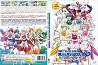 Cute High Earth Defense Club HAPPY KISS! (Season 3: VOL.1 - 12 End) ~ All Region