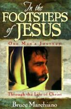In the Footsteps of Jesus: One Man's Journey through the Life of Christ