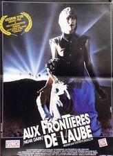 """AUX FRONTIERES DE L'AUBE (NEAR DARK)"" Affiche originale (Kathryn BIGELOW)"