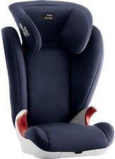 Britax Romer Kid II 2 Kids Childs Car Seat Midnight Blue Group 2-3 Baby 15-36kg