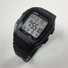 Men's Casio Black Digital Sports Watch W96H-1BV
