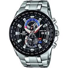 Relojes de pulsera Casio Casio Edifice de acero inoxidable