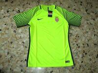 Maillot shirt jersey trikot AS MONACO SUBASIC 2016-2017 STOCK PRO PREPARE NEUF