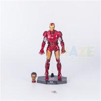 Avengers 1/6 MMS 171 Iron Man Figura de acción HC Toy Movie Ver. Nuevo en caja