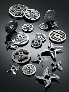 Salvador Meat Grinder/Mincer Blade & Plate Replacement Parts No.5,8,12,22,32