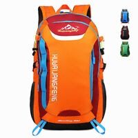 Outdoor Backpack Large Capacity 40L Hiking Travel Camping Waterproof Sport Bag