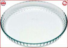 Pyrex Bake Enjoy Glass Flan dish high resistance 25 cm cooking of your dough