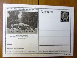 """EBS 1934 """"Lernt Deutschland Kennen"""" P236 - Bad Meinberg 9373"""