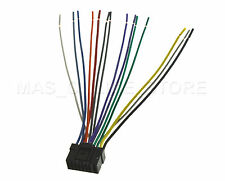 WIRE HARNESS FOR ALPINE CDE-133BT CDE133BT *PAY TODAY SHIPS TODAY*
