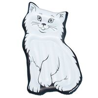 Swimline Inflatable Purrrfect Kitty Mattress Raft Float for Swimming Pool & Lake