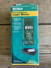 Extech 401025 Foot Candle/Lux Light Meter Digital