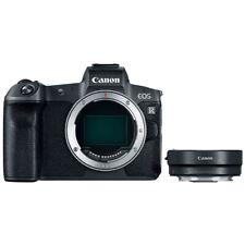 Cámara digital Canon EOS R 30.3 Mega píxeles d sin espejo + Canon Mount Adaptador EF-EOS R