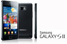 SAMSUNG GALAXY S2  I9100 16GB  8MP Camera Nobel Black Unlocked Mobile Phone
