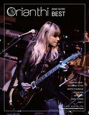 Band Score Orianthi Best Japan Sheet Music