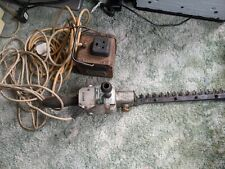 Vintage Tarpen Hedge Trimmer and Transformer - Working Condition
