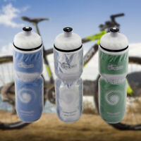 710ml Simple Outdoor Insulated Water Bottle Bike Bicycle Cycling Sport Cup Worth