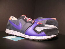 2010 NIKE AIR VENGEANCE PLUS WOLF GREY PURPLE BLACK WHITE PINK 429625-002 11