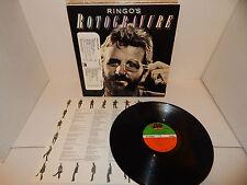 RINGO STARR Ringo's Rotogravure Promo Timing Strip SD 18193 'DJ ONLY Stamper' LP