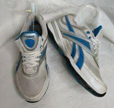 Reebok Easytone Smoothfit Trainers Womens Size 4 gym shoes walking white