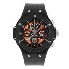 Analoge Hublot Armbanduhren mit Silikon -/Gummi-Armband für Herren