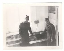 Vintage Photo Handsome Young Men Soldiers Army 1950's Mar18 b