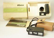 NEW IN BOX KIEV-30M USSR Spy camera KGB with box document case