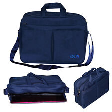 "ACM-EXECUTIVE OFFICE LAPTOP BAG for APPLE MACBOOK PRO MF840HN/A 13.3"" BLUE"