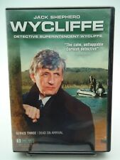 Jack Shephard Wycliffe Series Three Detective Superintendent DVD 2010 Very Good