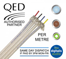QED Bi-Wire Silver Anniversary XT Reference Speaker Cable Per Metre Unterminated