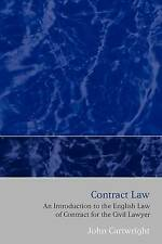 Contract Law: An Introduction to the English Law of Contract for the-ExLibrary