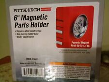"""Pittsburgh Automotive 6"""" Magnetic Parts Holder New In Box Item 61428"""