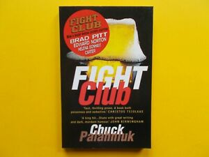 ## FIGHT CLUB - CHUCK PALAHNIUK **LIKE NEW
