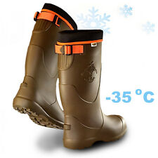 Hunting Voyager Winter - Thermal LIGHTWEIGHT TRC Eva Wellingtons BOOTS -35C