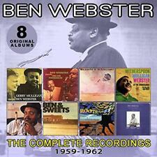 Ben Webster - The Complete Recordings: 1959 - 1962 (NEW 4CD)