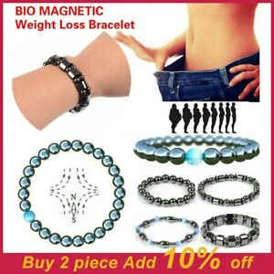 Magnetic Stone Therapy 1Pc Slimming Hand Chain Magnet Bracelet Slimming Weight