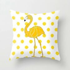 Nordic Abstract Geometric Cover Yellow Lines Decorative Sofa Throw Pillow Case