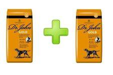 Dr John Gold 15kg x 2 (30kg total) Dry Dog Food Feed