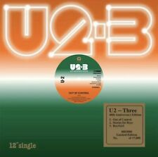 U2 Three Vinyl WANTED Number 503 Only!