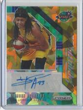 2019-20 WNBA Panini Prizm Seimone Augustus Fanatics Green Ice Auto SP Sparks